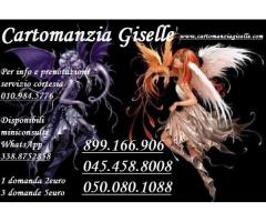GISELLE E LE SUE CARTOMANTI SENSITIVE IN LINEA PER TE