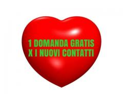 Cartomante Sensitivo 1 Domanda Gratis carteroma@tiscali.it