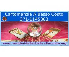 Amos: Astrologo, Cartomante e Sensitivo. Tel. 371-1145303